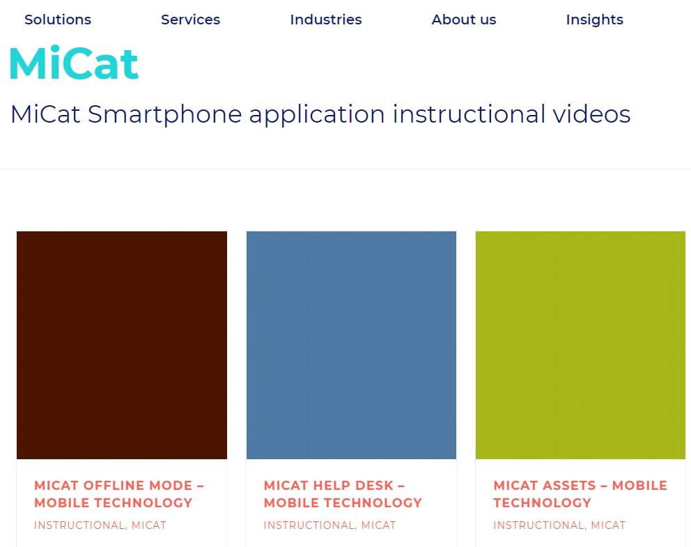 Hardcat MiCat videos