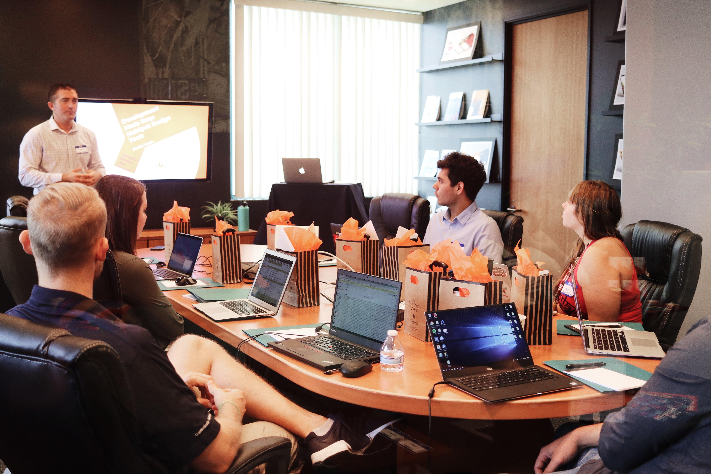 small business asset management meeting