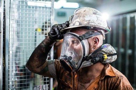 mining respirator maintenance and Hardcat