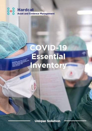 Hospital Essential Inventory cover