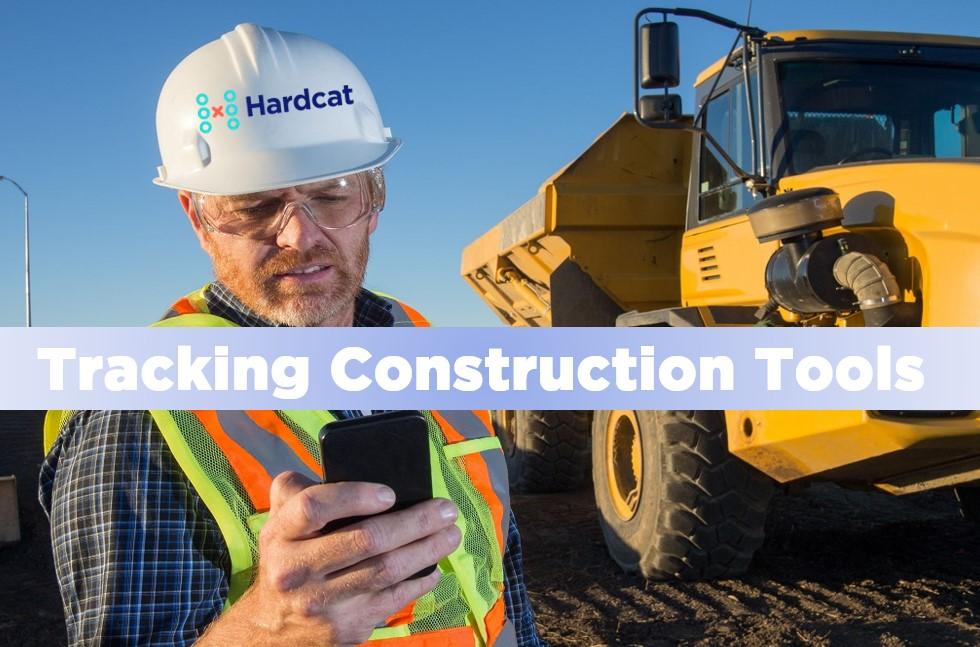 Construction asset management, tracking construction tools