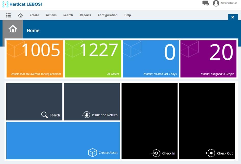 Hardcat Lebosi Software Screenshot